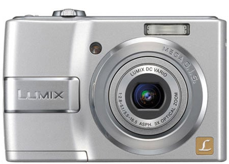 Lumix DMC-LS80