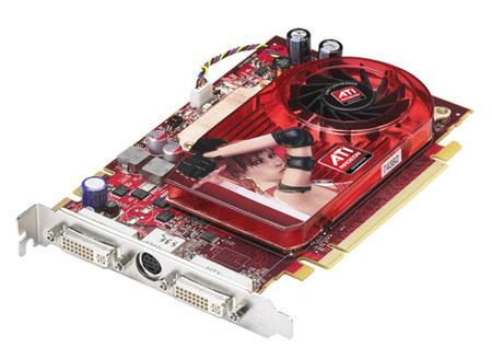 AMD ATI Radeon HD 3650