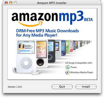 Amazon to take MP3 downloads international • The Register