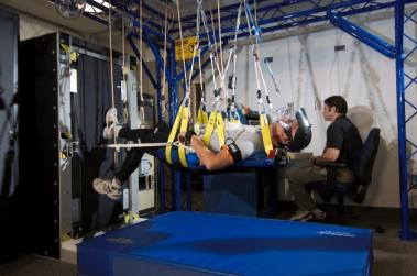 The Standalone Zero Gravity Locomotion Simulator. Sheesh