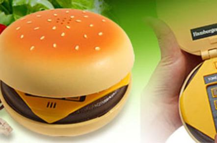 Hamburger_handset