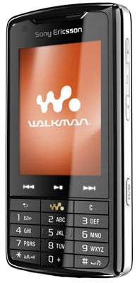 Sony Ericsson W960i Walkman phone