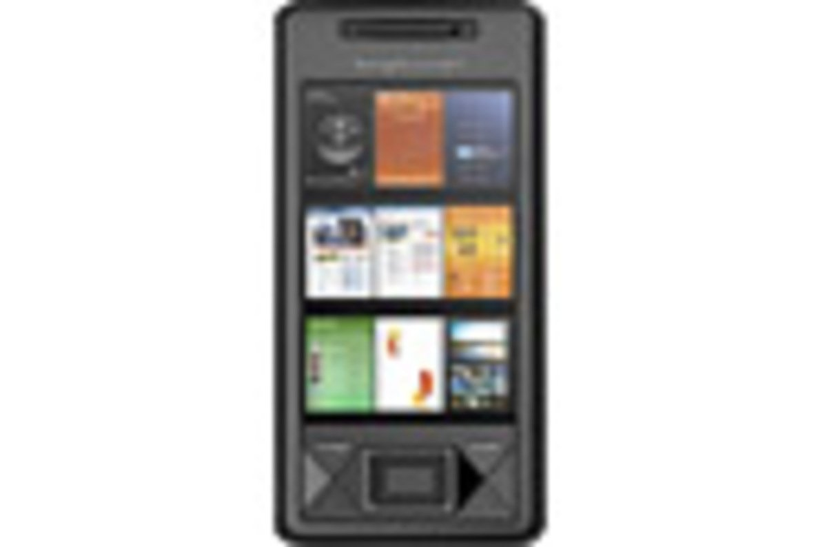 Sony Ericsson Launch Dates for 2008
