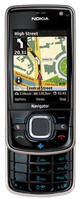 Nokia 6210 Navigator with Maps 2.0