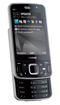 Nokia N96