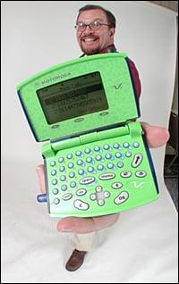 Motorola V100 phone