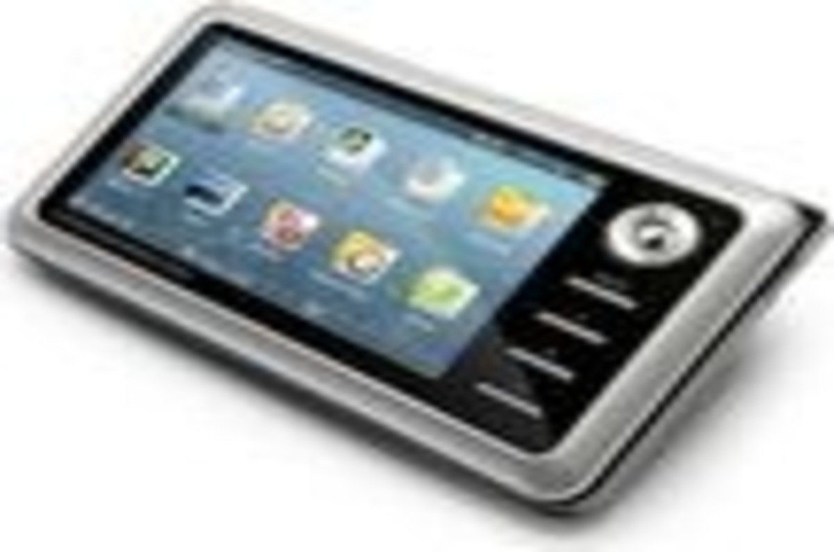 Cowon Iaudio A3 Personal Media Player The Register