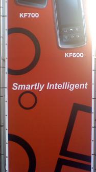 Smartly intelligent... LG