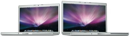 Apple MacBook Pro 15in and 17in