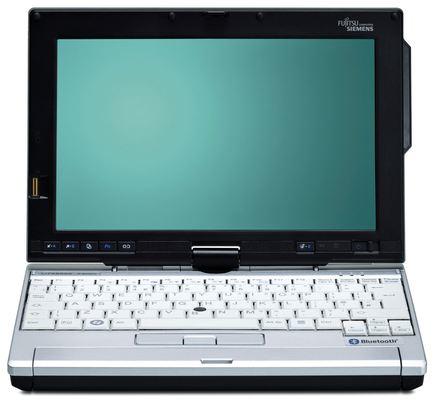 Fujitsu Siemens Lifebook P1620