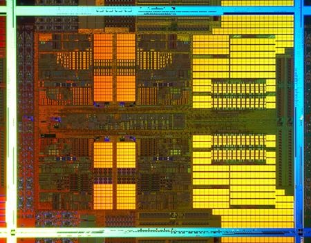 AMD 45nm CPU
