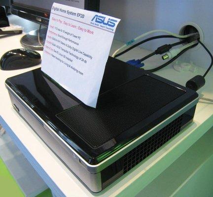 Asus' EP20 - the desktop Eee PC
