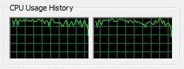 Radeon X 1250 UVD CPU usage