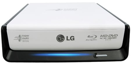 LG BE06LU10 Blu-ray burner, HD DVD reader