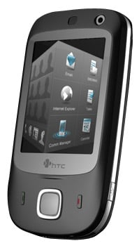 HTC Touch Dual Windows smartphone