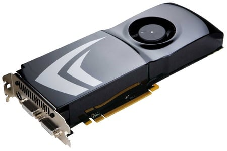 Nvidia GeForce 9800 GTX