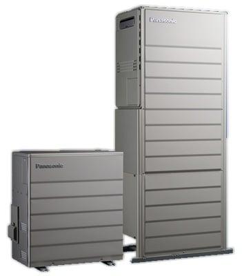 Panasonic home-use fuel-cell