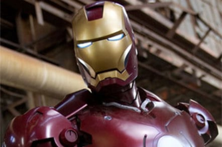 Still from Iron Man. Pic: Paramount