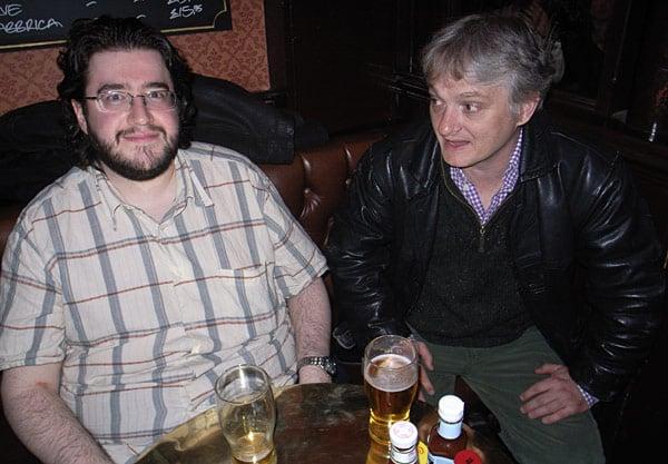 Aaron Crane and Drew Cullen