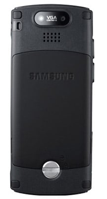 "Samsung M110 ""Solid"" tough phone"