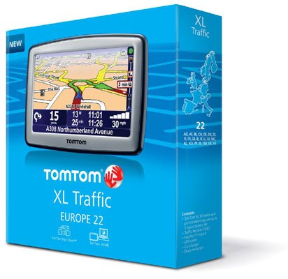 tomtom updates one xl satnavs the register. Black Bedroom Furniture Sets. Home Design Ideas