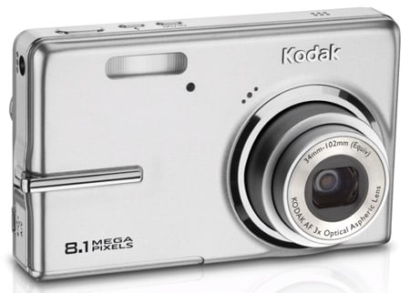 Kodak EasyShare M893 IS