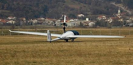The Taurus Electro during tests in the Czech Republic