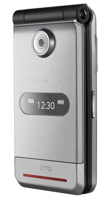 Sony Ericsson Z770i mobile phone