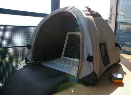 """Lapdome """"Planet Business"""" laptop bag"""