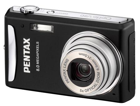 Pentax Optio V20 compact digital camera