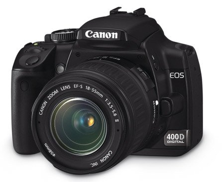 Canon EOS 400D DSLR