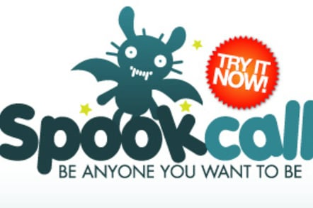 Spookcall logo