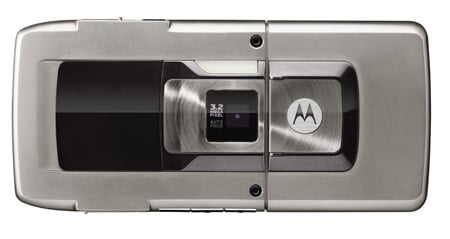 "Motorola Z10 ""kick slider"" mobile phone"