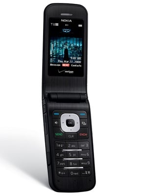 Nokia 6205 Dark Knight Edition