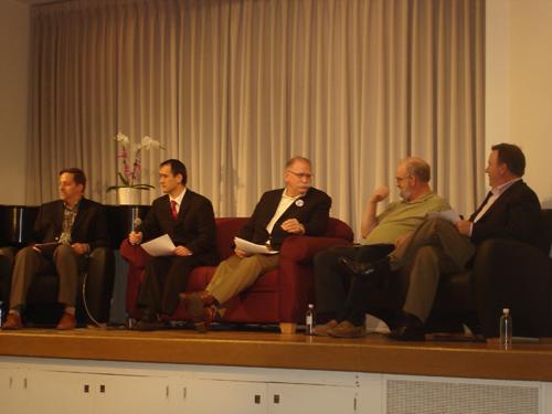 Santa Clara Net Neutrality Panel