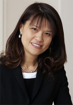 Trend Micro CEO Eva Chen