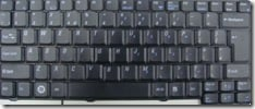 Dell's revised Vostro keyboard