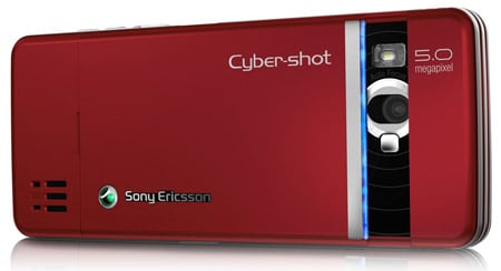 Sony Ericsson C902 Cyber-shot camera phone