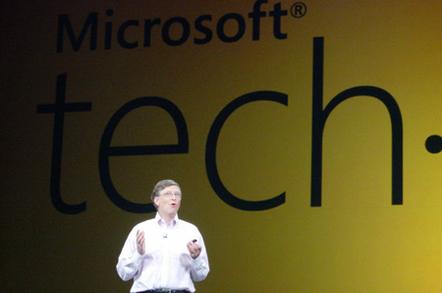 Bill Gates talks tech