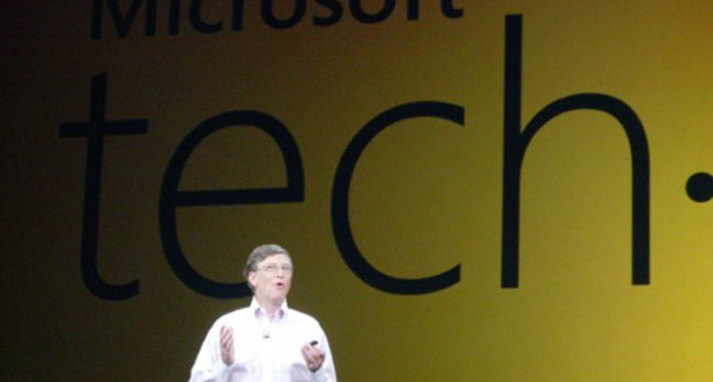 Bill Gates talks tech