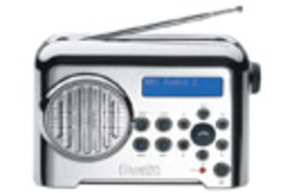 Dualit DAB Lite radio • The Register