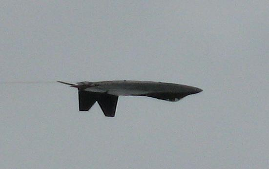 I was inverted at the time