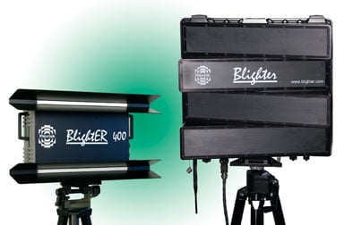 Blighter radars from Plextek