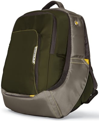 Kensington Contour Cargo Notebook Backpack