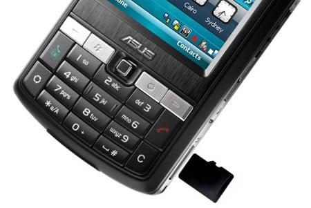 Asus P750 Windows smartphone