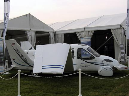 Transition proof-of-concept prototype at Airventure 2008