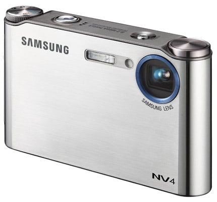 Samsung NV4 compact camera