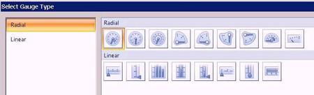 SQL Server 08 gauge control