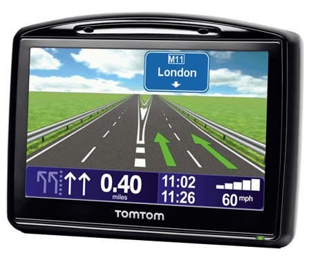 TomTom GO 530 Traffic satnav