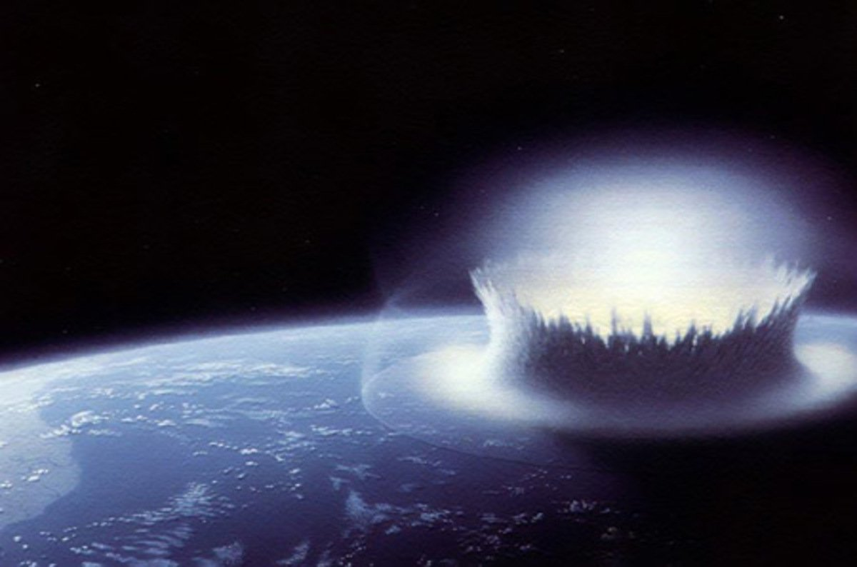 biggest asteroid that will hit earth - photo #31